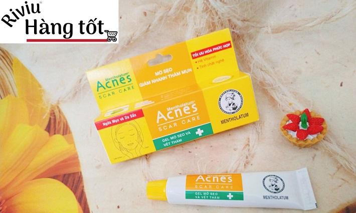 Thuốc trị thâm mụn Acnes Scar Care