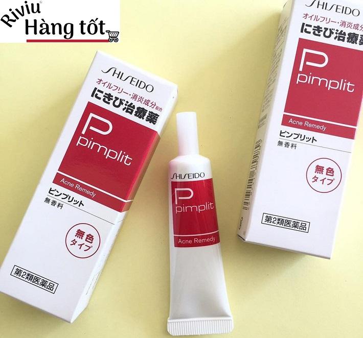 Sản phẩm trị thâm mặt cho nam - Shiseido