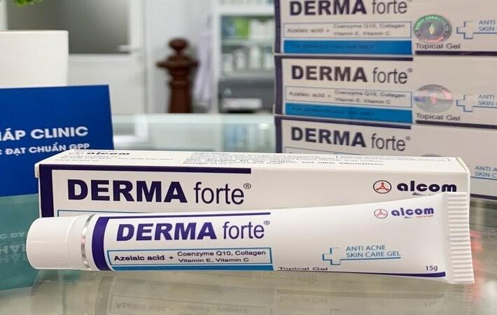 Kem trị mụn Derma