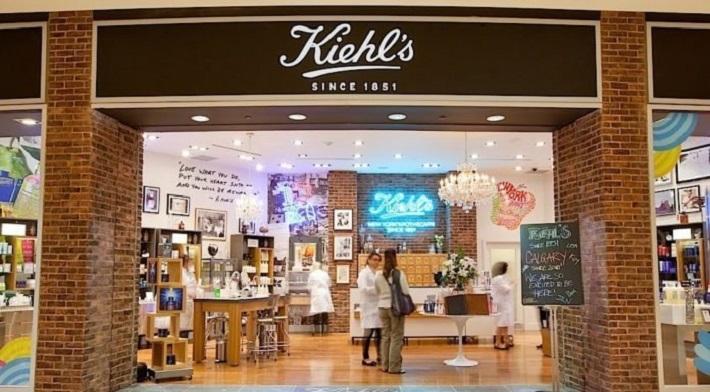 Cửa hàng bán kem trị mụn Kiehl's