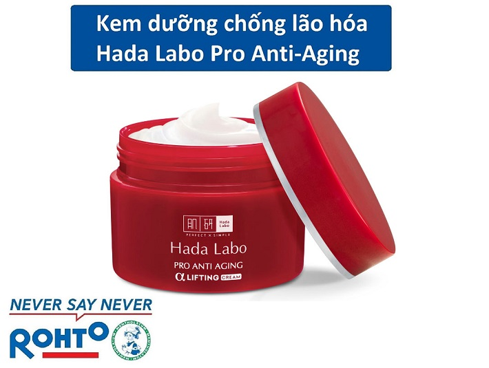 Kem dưỡng ẩm Hada Labo Pro Anti Aging