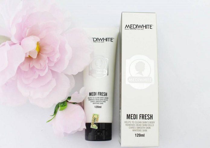 Kem trị mụn Medi White có tốt không?