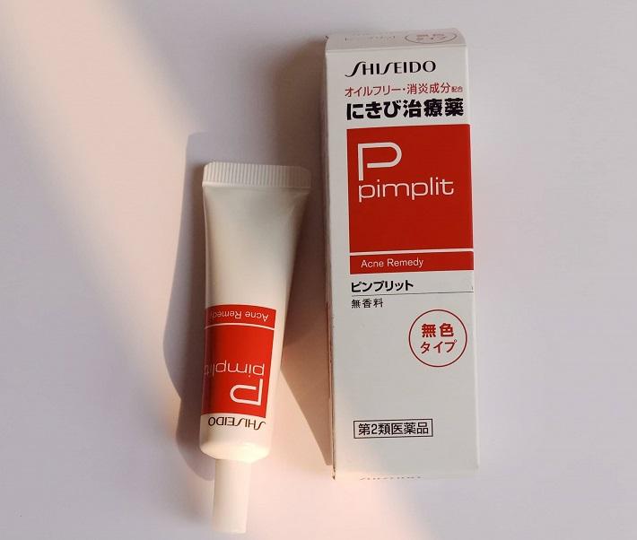 Kem trị mụn Shiseido Pimplit 18g