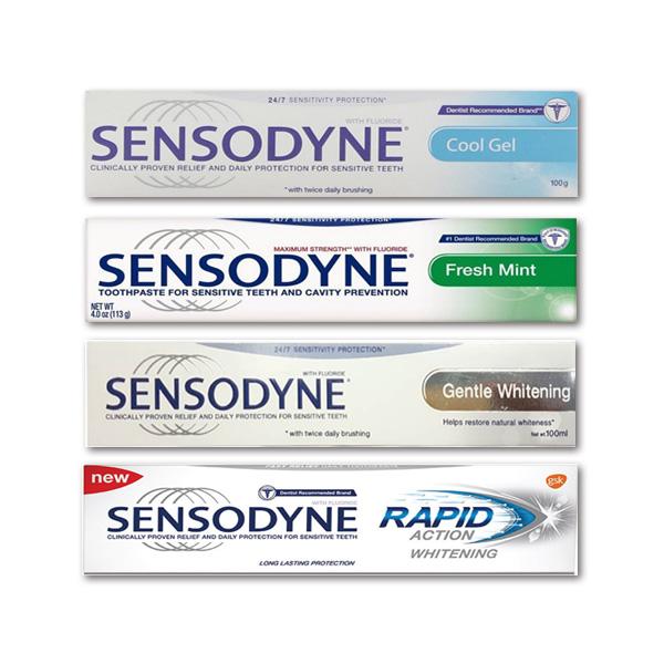 Kem đánh răng sensodyne