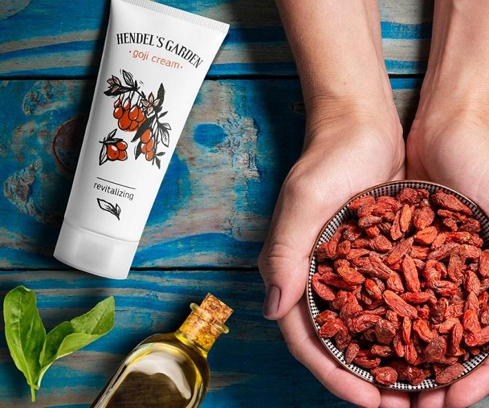 Kem Hendel's Garden Goji Cream