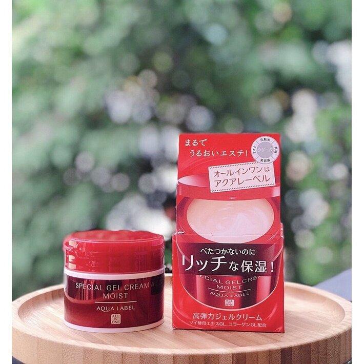 kem dưỡng da Shiseido vỏ đỏ