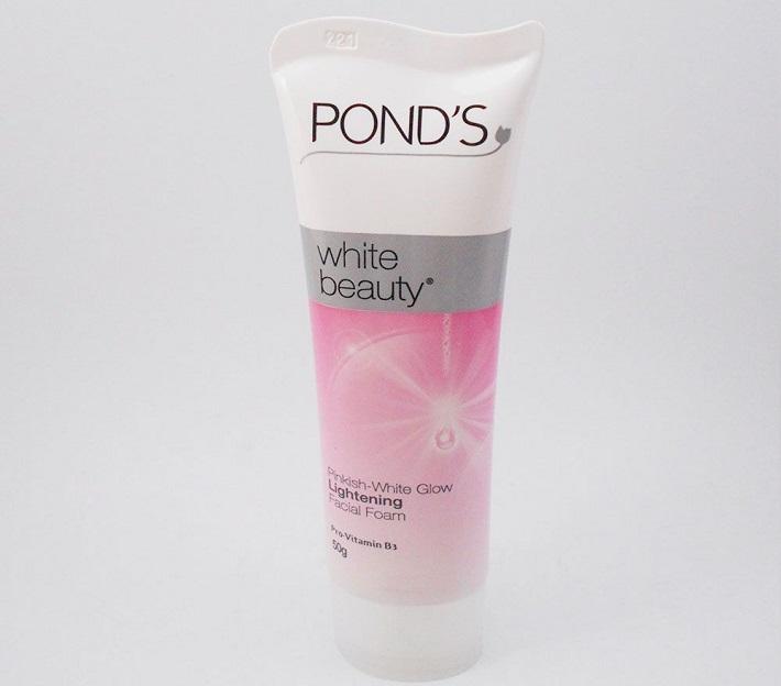 Sữa rửa mặt Pond's White Beauty Pinkish White Glow
