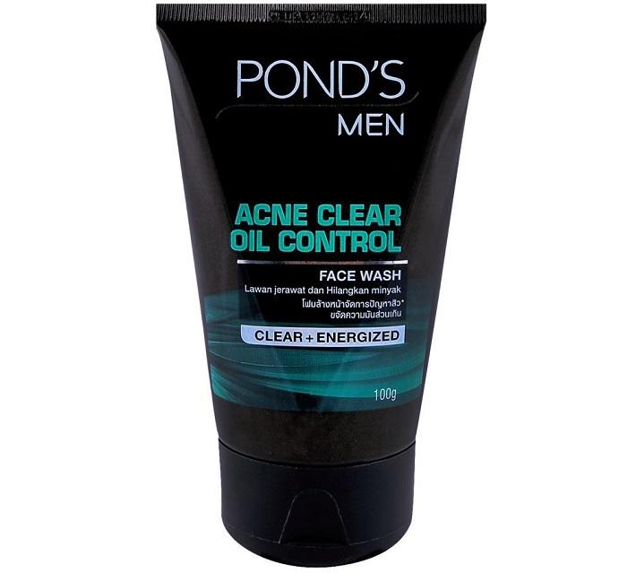 Sữa rửa mặt Pond's Acne Clear Oil Control Face Wash
